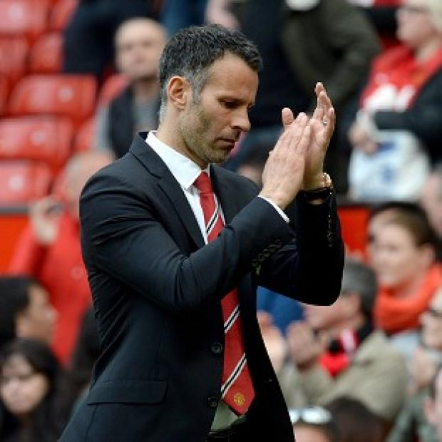 Salisbury Journal: Ryan Giggs, pictured, would succeed if given the Manchester United manager's job permanently, according to Steve Bruce