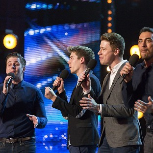 Jack Pack didn't get chance to audition for Simon Cowell on Britain's Got Tale
