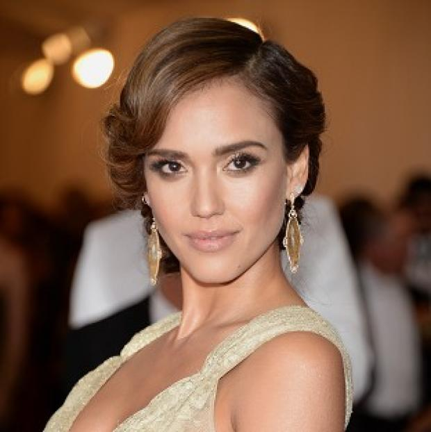 Salisbury Journal: Jessica Alba has a no-nudity clause in her films