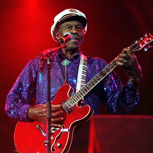 Chuck Berry will be awarded the prize in Stockholm