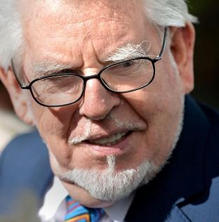 Salisbury Journal: Rolf Harris denies the 12 charges dating back to the late 1960s