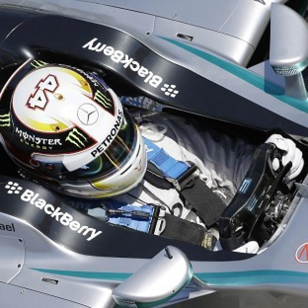 Salisbury Journal: Lewis Hamilton seems the man to beat in Barcelona (AP)