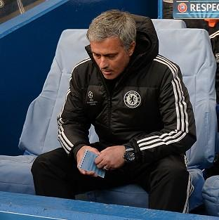 Jose Mourinho will present a report to the Chelsea hier