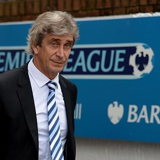 Manuel Pellegrini's men are on the verge of winning the title