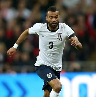 Ashley Cole will not be going to the World Cup