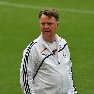 Louis van Gaal has been tight-lipped on his future