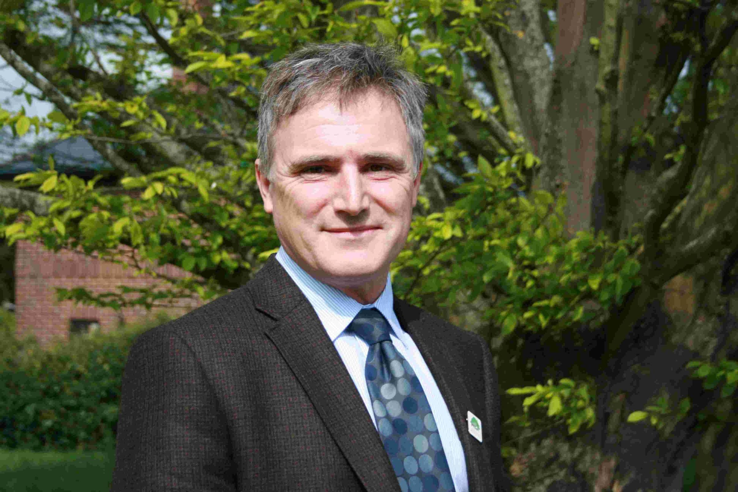 Paul Walton, New Forest National Park Authority's head of environment and rural economy