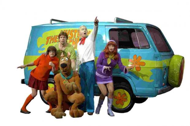 Scooby Doo set to entertain you