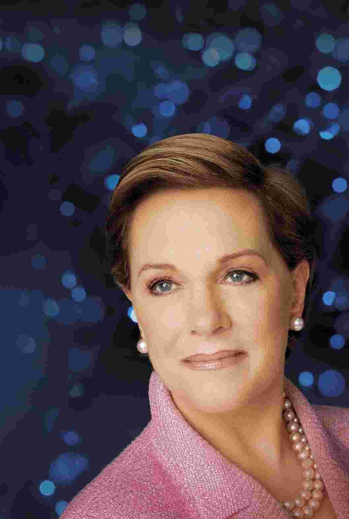 Julie Andrews at BIC