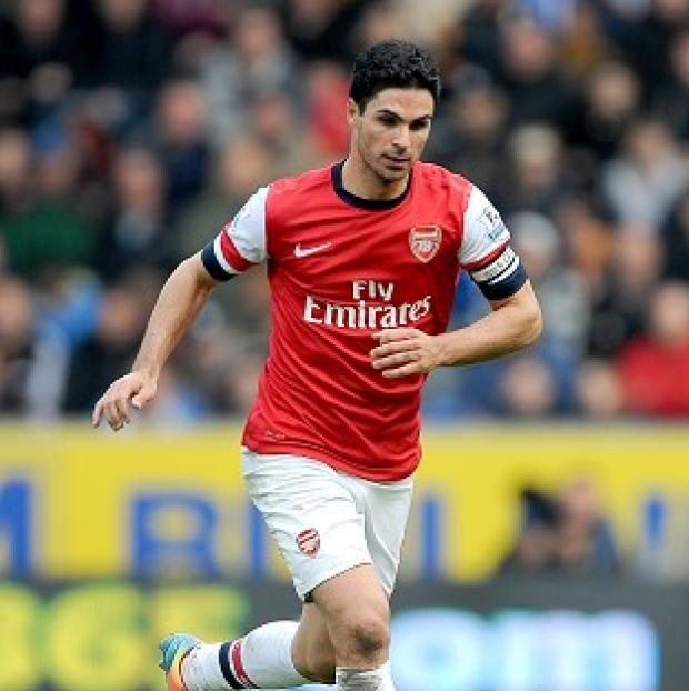 Salisbury Journal: Arsenal's Mikel Arteta, pictured, is unhappy with Jose Mourinho's comments