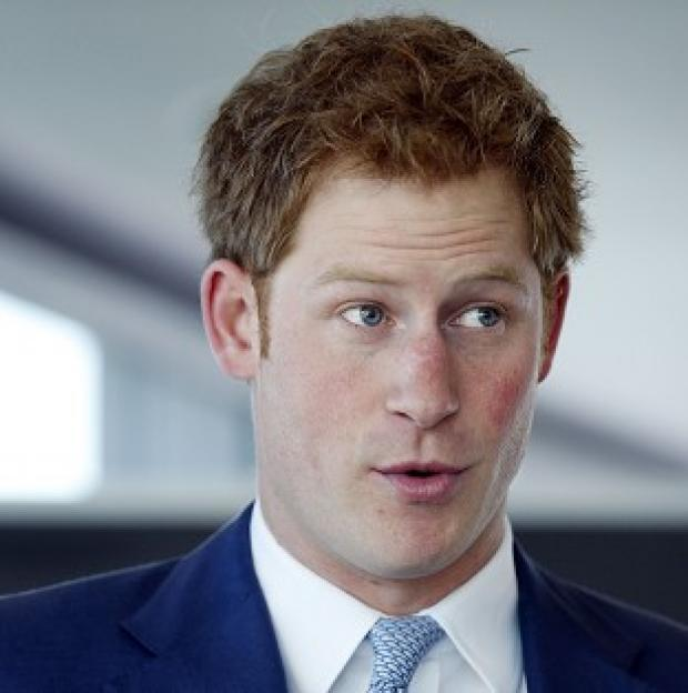 Salisbury Journal: Prince Harry is carrying out a four-day tour which will include visits to Estonia and Italy