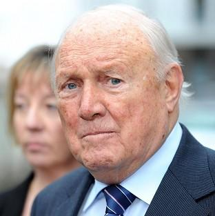 Salisbury Journal: Stuart Hall has been cleared of 15 rapes and four other indecent assaults