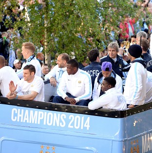 Premier League champions Manchester City have been sanctioned for breaching UEFA's financial fair play rules