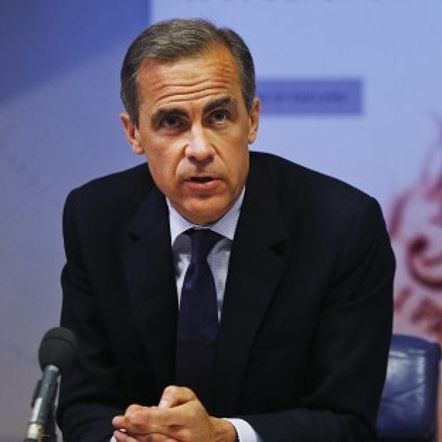 Salisbury Journal: Mark Carney said the biggest risk to financial stability was in the housing market