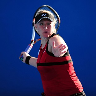 Elena Baltacha lost her battle with liver cancer two weeks ago