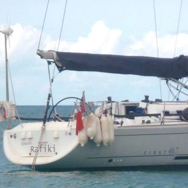 Salisbury Journal: The Cheeki Rafiki yacht and its four British crew are missing after the vessel capsized in the mid-Atlantic Ocean (Royal Yachting Association/PA)