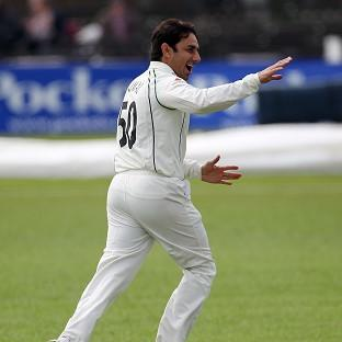 Worcestershire's Saeed Ajmal bewildered Essex with seven for 19