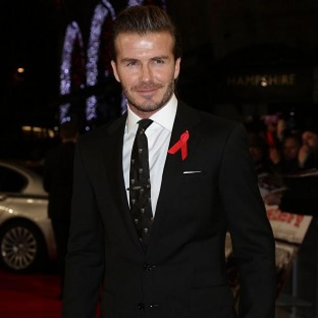 Salisbury Journal: David Beckham was pleased with the England squad picked for the World Cup