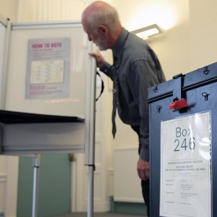 Taking a 'selfie' inside a polling station could be illegal