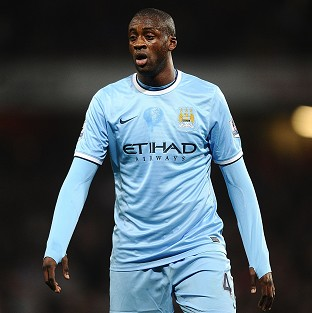 Yaya Toure wants to remain at Manchester City after his playing days, according to his agent