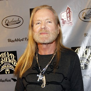 Gregg Allman is being sued over for the February death of a young camera assistant when a freight train slammed into a film crew