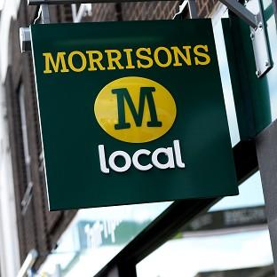 Chief executive of Morrisons Dalton Phillips