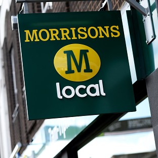 Chief executive of Morrisons Dalton Phillips says he uses a 'smell test' on his own food