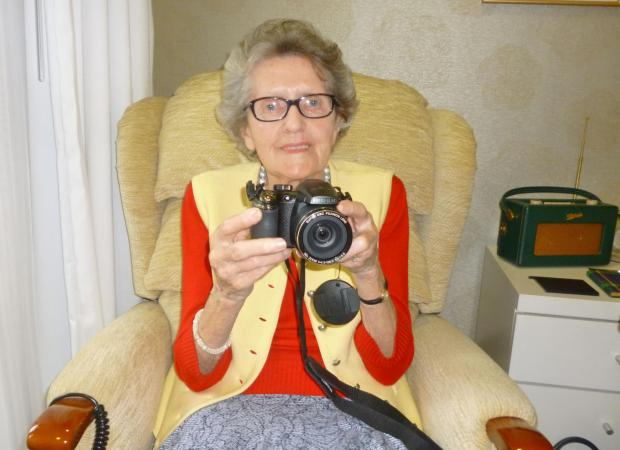 Budding photographers invited to capture life at care home