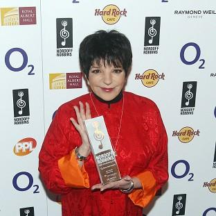 Salisbury Journal: Liza Minnelli has cancelled a series of concerts because of a medical condition
