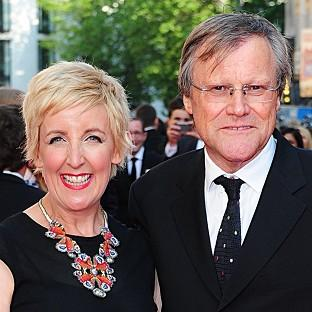 David Neilson and Julie Hesmondhalgh