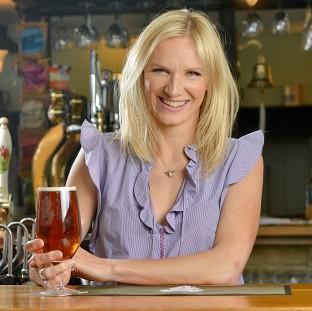 Jo Whiley spent 26 hours on a treadmill