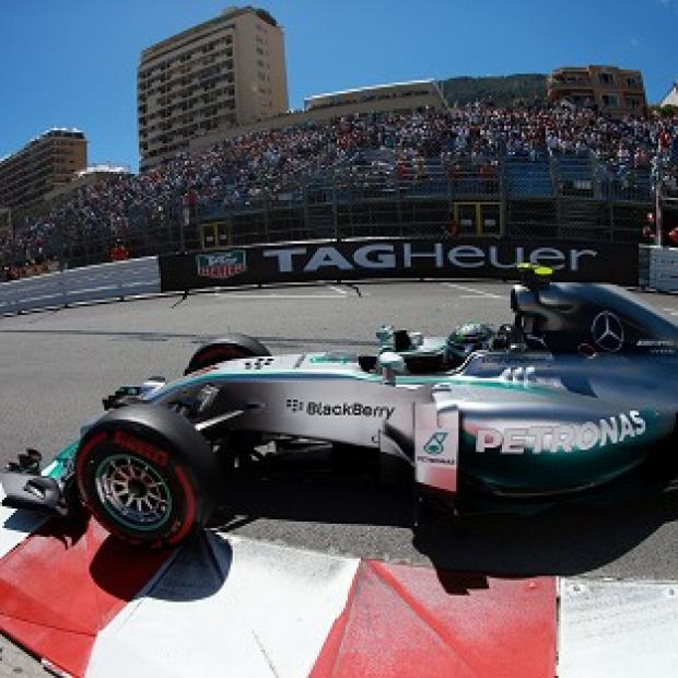 Salisbury Journal: Nico Rosberg took the chequered flag ahead of Lewis Hamilton