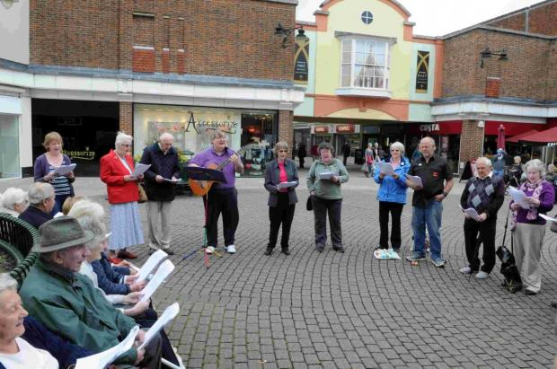 Singing for the Brain in Salisbury