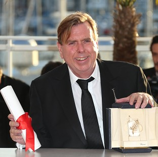 Timothy Spall won the best actor award for his role in Mr Turner at the Cannes Fi