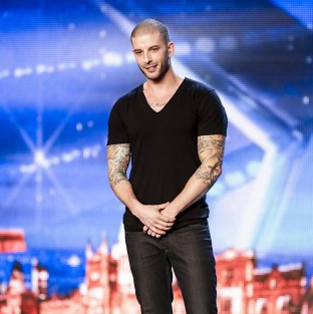 Salisbury Journal: Darcy Oake says he had been agonising over his Britain's Got Talent semi-final act for a long time