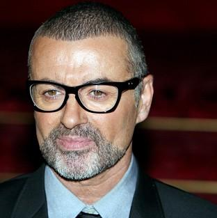 George Michael was treated in hospital after falling ill