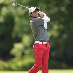 Rory McIlroy continued his impressive form at Muirfield Village