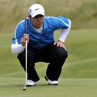 England's Paul Casey leads the way in Ohio after the second round