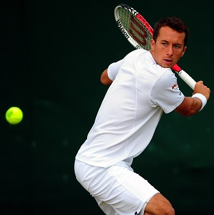 Philipp Kohlschreiber poses a serious threat to Andy Murray's French Open aspirations
