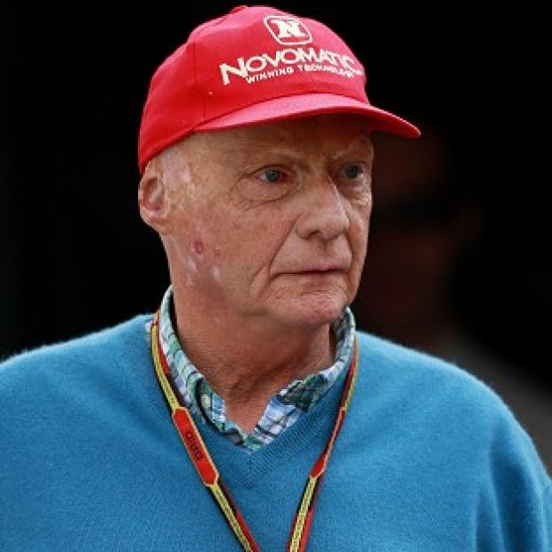 Salisbury Journal: Mercedes non-executive chairman Niki Lauda, pictured, is a mentor to Lewis Hamilton and Nico Rosberg