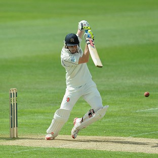 Australia-born batsman Sam Robson is one of three players in line for an England Test debut next week