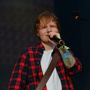 Ed Sheeran is trying to crack the US market