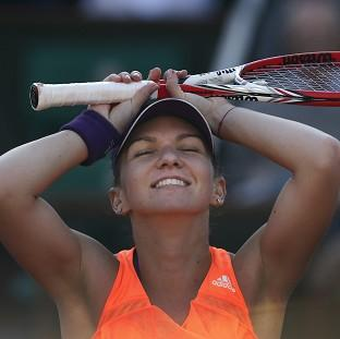 Salisbury Journal: Simona Halep is through to the French Open final (AP)