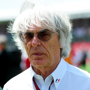 Bernie Ecclestone is on trial in Germany