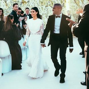 Kris Jenner said Kim Kardashian and Kanye West's wedding was a 'love fest' (E!)