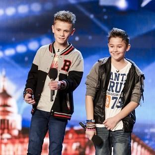 Bars And Melody have made it through to the Britain's Got Talent finals