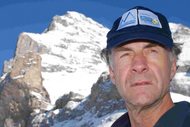 Sir Ranulph Fiennes on his life of adventure