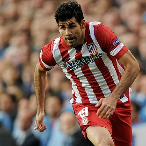 Salisbury Journal: Diego Costa is close to completing a switch to Chelsea