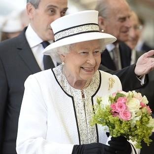 Salisbury Journal: The Queen is in Paris on a state visit.