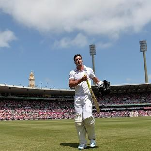 Kevin Pietersen played his last game for England in Sydney